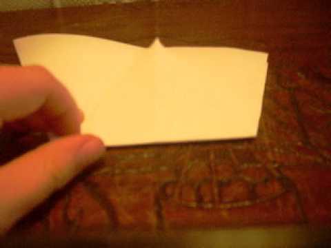 como hacer un vaso papel.