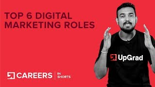 Top 6 Digital Marketing Jobs