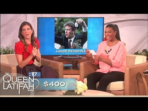 "Kate Walsh Plays ""TV Judges"" Game For Charity 