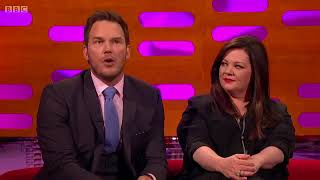 The Graham Norton Show S17EP8 - Chris Pratt,Melissa McCarthy Jude Law,,John Bishop