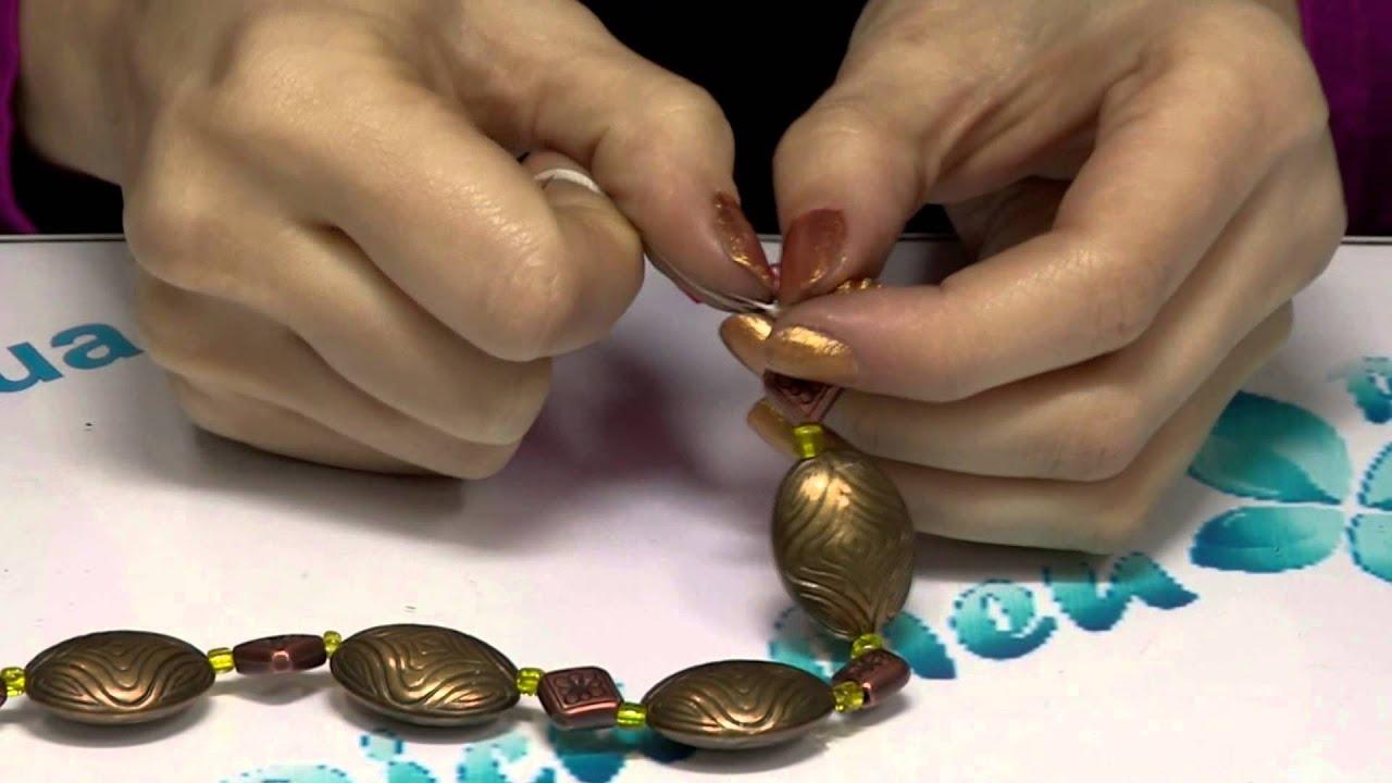 Бижутерия своими руками мастер класс по бижутерии 123