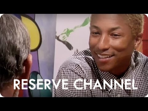 Pharrell Williams | Joy Bryant | Tom Colicchio | Reserve Channel