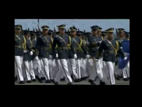 PMMA Philippine Merchant Marine Academy in the 80th AFP Parade