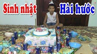 Sinh nhật MÍT (Minh Đức) 9 tuổi Team Kênh Em Bé 🎁