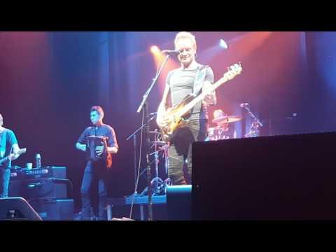 One Fine Day - Sting Live México 2017