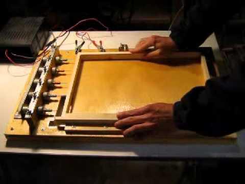 Электродырокол для рамок своими руками 44