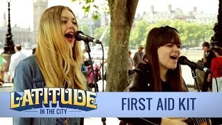 First Aid Kit `My Silver Lining` Acoustic  London Southbank  Latitude In The City