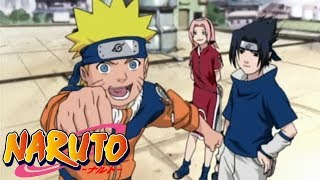 Naruto - Official Opening