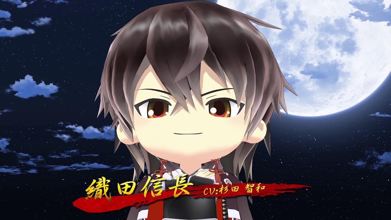 「イケメン戦国◆時をかけるが恋ははじまらない」アニメ告知PV