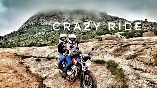OFF Road on Interceptor 650 - Ride to Kailasa Giri Top