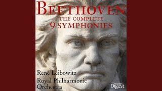 Symphony No 9 In D Minor Op 125 34 Choral 34 Iv Presto 34 Ode To Joy 34