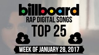 Top 25 Billboard Rap Songs Week Of January 28 2017 Download Charts VideoMp4Mp3.Com