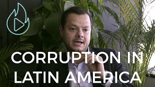 Between Outtakes: Corruption in Latin America