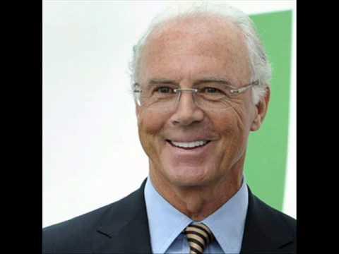 Marcophono Franz Beckenbauer ruft beim 1. FC Köln an