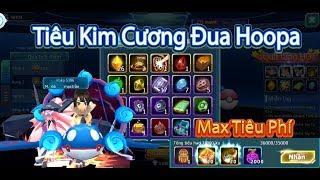 Xúc Miệng Nhẹ 36000 Kim Cương,Max Tiêu Phí,Tham Gia Sự Kiện Đua Hoopa Cực HOT