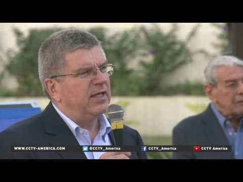 IOC president Bach approves the Olympic Village