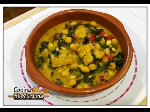Potaje típico de Semana Santa | Recetas de cocina | Cocina de Martina