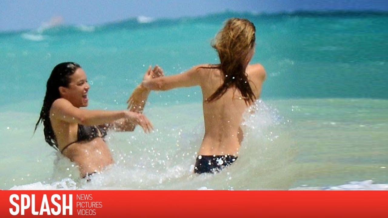 Мишель родригес фото и ее девушка фото