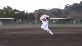 【特守】松田宣浩  SoftBank HAWKS Spring Camp 2016