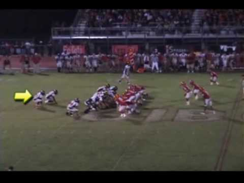 RB LeFrederick Ford #1 *SIGNED LOI TO SFA* Kirbyville HS (JR Highlights)