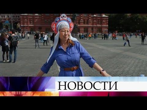 Кокошник стал главным символом Чемпионата мира по футболу FIFA 2018 в России™.