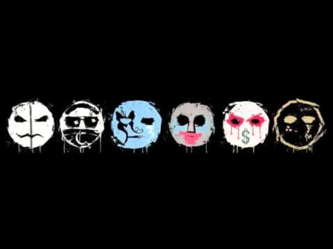 Hollywood Undead - Bitches (W / Lyrics)