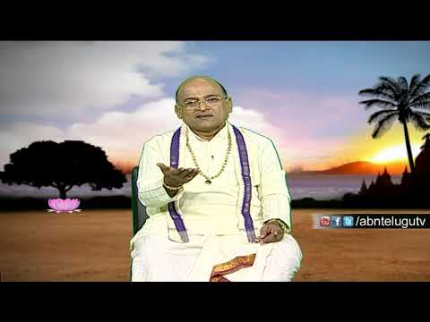 Garikapati Narasimha Rao about People Now a Days | Nava Jeevana Vedam | ABN Telugu