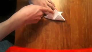 How To Make An Origami Jumping Frog-tutorial