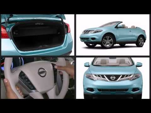 2012 Nissan Murano CrossCabriolet Video