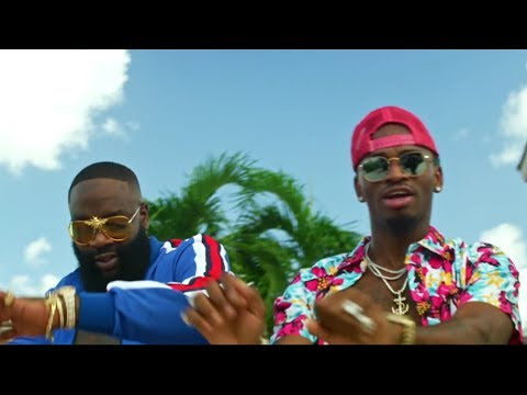 Diamond Platnumz ft Rick Ross - Waka (Official Video) thumbnail