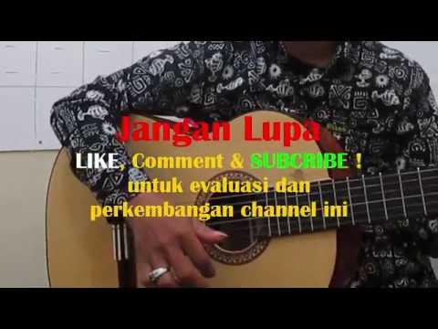 Cover Lagu Kupu-Kupu Kertas - Ebiet G. Ade
