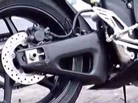 2007 Yamaha YZF R1 walk around Video