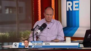 Tim Legler on Clippers inability to get over the hump in the playoffs 5.1.17