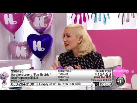 HSN | Gwen Stefani's Harajuku Lovers