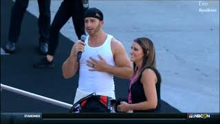 Monster Energy NASCAR Cup Series Bristol2 2017 Drivers Intros