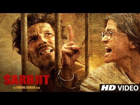 Sarbjit Theatrical Trailer
