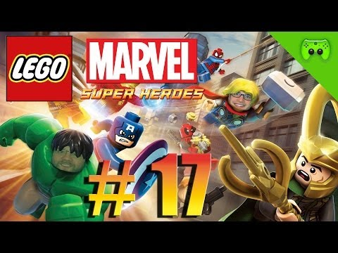LEGO MARVEL SUPER HEROES # 17 - Magneto «»  Let's Play Lego Marvel S.H. | FULL HD