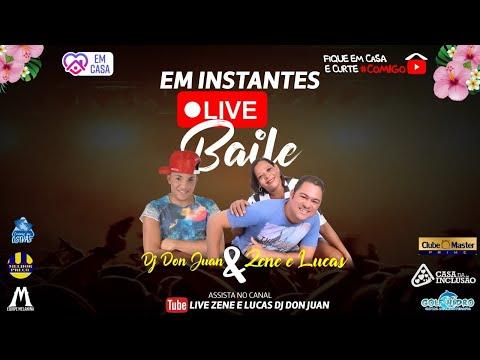 LIVE:  Zene e Lucas Dj Don Juan