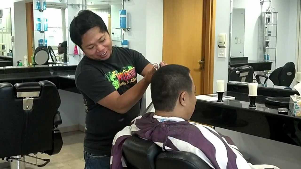 The Best Barber In Doha Qatar Biobil Men Salon Tel