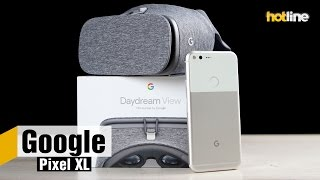 Google Pixel XL — обзор старшего смартфона Google с 5,5-дюймовым экраном