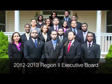 IntroDEUCEing NSBE's 2012-2013 Region II Executive Board
