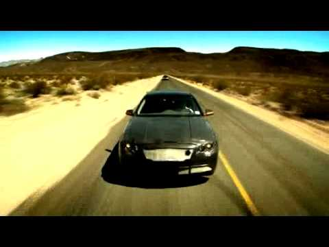 BMW - Death Valley Testing