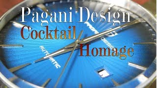 A Bitter Cocktail : Pagani Designs (PD2770) Cocktail Time Homage
