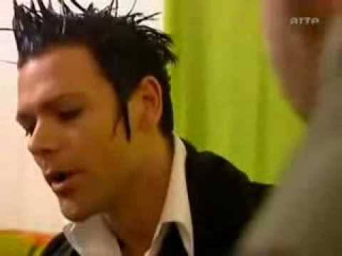Richard Z. Kruspe French Arte Interview 2004.avi