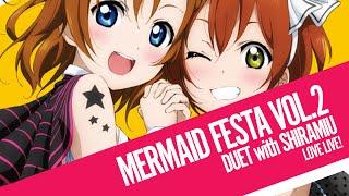 【歌ってみた】Mermaid festa vol.2~Passionate~【きむにゅ×白みう】