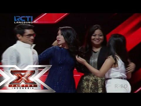 BOTTOM TWO RESULT - Gala Show 06 - X Factor Indonesia 2015