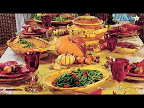 Thanksgiving Turkey Recipes Introduction