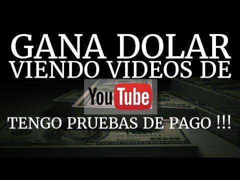 Gana DINERO Viendo Videos TENGO PRUEBAS DE PAGO - 2016 - GetAdSimple