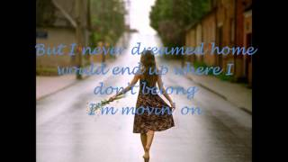 Watch Rascal Flatts Im Moving On video
