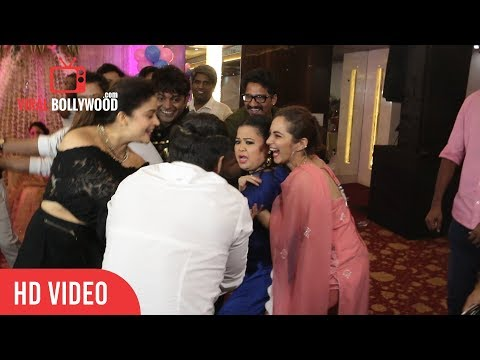 Funny Comedian's Crazy Games At Mubeen Saudagar's Wife Alsaba Saudagar's Baby Shower